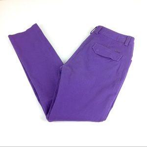 RLX Ralph Lauren Athletic Flap Pockt Pants Sz 10 M